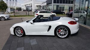 2015 Porsche Boxster S Mint Condition