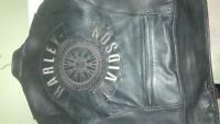 Willie G Harley Davidson Riding Jacket Size S