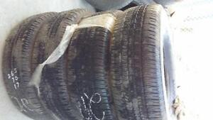 4 Good Year 17 inch tires for sale