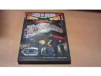 JEFF WAYNE'S THE WAR OF THE WORLDS DVD LIVE ON STAGE. 2006 RELEASE