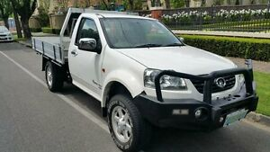 2012 Great Wall V200 K2 (4x4) White 6 Speed Manual Cab Chassis Nailsworth Prospect Area Preview