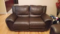 Causeuse/Sofa/Couch/loveseat (2 places/2 seats)
