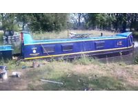 45 ft colecraft Narrowboat