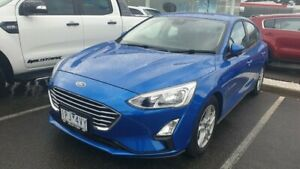 2019 Ford Focus SA 2019.25MY Trend Lightning Blue 8 Speed Automatic Hatchback Traralgon Latrobe Valley Preview