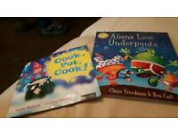 2 kid's books excellent condition