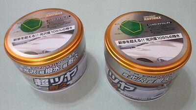 set NEW Ioncoat Naviwax Taihokohzai Carnauba wax For light colour car
