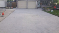 Concrete service free estimates