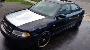 2001 Audi S4 Fully Loaded, 2 Owners, Lots of Records, $2900 OBO