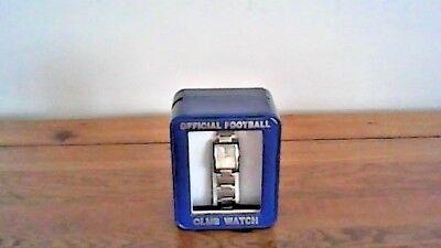 Original Leicester City Football  Club Ladies Quartz  Watch and box.