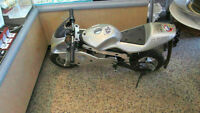F2 TURBO ELECTRIC MINI BIKE FOR SALE @ ABC EXCHANGE!!!