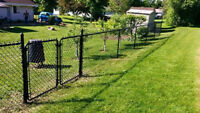Chain Link Fencing Installations