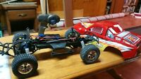 Losi RTR Strike 1/10 scale rc car