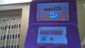 Nintendo 3DS XL Limited Edition in Pink