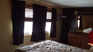 Master bedroom open for 6 or 12 mon. lease in Beautiful townhous London Ontario image 3