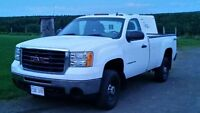 2007 GMC Sierra 2500HD 6.0V8 4X4