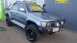 2001 Toyota Hilux KZN165R SR5 (4x4) 5 Speed Manual 4x4 Dual Cab Pick-up Medindie Walkerville Area Preview