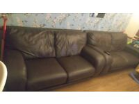 DFS leather sofas can deliver
