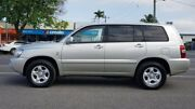 2003 Toyota Kluger MCU28R CV AWD Silver 5 Speed Automatic Wagon Bungalow Cairns City Preview