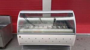 5 FT GELATO DISPLAY FREEZER