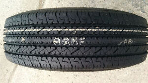 NEW 4 x LT 245/75R16 Bridgestone all season tires, 100% new