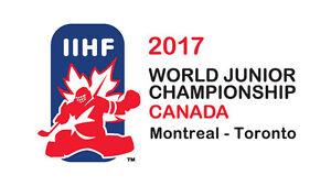 World Junior Hockey Championships 2017 - Tickets