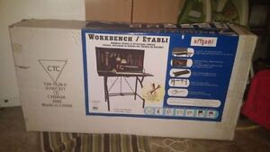 Origami TBL-02 Workbench NEVER USED....MUST SELL!!!!