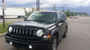 4x4 Under Warranty - 2015 Jeep Patriot High Altitude SUV