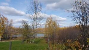 3.46 Acres with Mobile Home by Onoway & Alberta Beach *Lake View Strathcona County Edmonton Area image 3