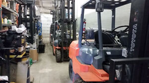 Reputable Forklift Company For Sale