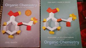 Organic Chemistry Textbook+ Study Guide