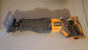Bare Tool - R8641 X4 18-Volt Cordless Reciprocating Saw