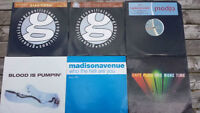 Various DJ Club Music - Vinyl records **CHEAP**