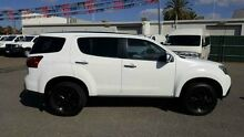 2014 Isuzu MU-X UC LS-U (4x4) White 5 Speed Automatic Wagon Maddington Gosnells Area Preview