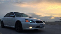 2005 Subaru Legacy GT Limited Sedan - Certfied, New Transmission