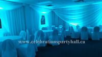 Party Hall available for your events