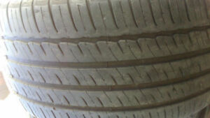 2 Ultra High Performance Michelin tires 235/40R18 $50 both