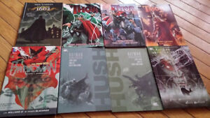 Graphic Novels and Trades for Sale - $5 Each