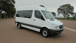 2011 Mercedes-Benz Sprinter 906 MY10 316 CDI MWB White 5 Speed Automatic Van Condell Park Bankstown Area Preview