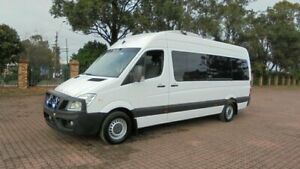 2011 Mercedes-Benz Sprinter 906 MY10 316CDI LWB White 5 Speed Automatic Van Condell Park Bankstown Area Preview