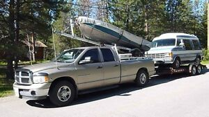 Boat and Trailer Hauler