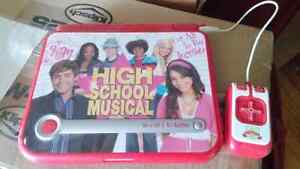 "High School Musical ""Star Dazzle"" Disney Laptop"