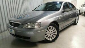 2003 Ford Fairmont BA Grey 4 Speed Automatic Sedan Seaford Morphett Vale Area Preview