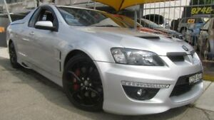 2010 Holden Special Vehicles Maloo E2 Series R8 Silver 6 Speed Automatic Utility Homebush Strathfield Area Preview