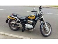 Aprilia custom classic chopper 125cc