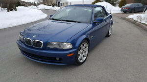 2002 BMW CONVERTIBLE MINT CONDITION