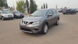 2016 Nissan Rogue AWD S $21995 Back-up Cam,  Bluetooth,