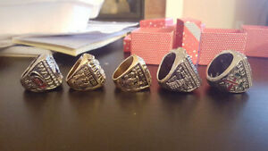 NHL and Toronto Blue Jays replica Championship rings for sale Regina Regina Area image 5