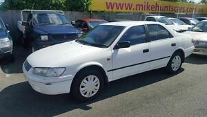 2001 Toyota Camry SXV20R (ii) CSi White 5 Speed Manual Sedan Coopers Plains Brisbane South West Preview