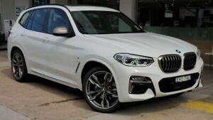 2020 BMW X3 White Sports Automatic Wagon Sylvania Sutherland Area Preview