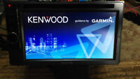 Kenwood Double Din DVD GPS Bluetooth Pandora XM Stereo Unit